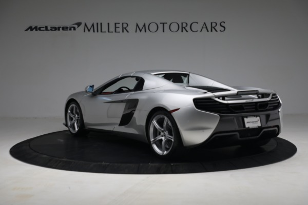 Used 2015 McLaren 650S Spider for sale $179,990 at Pagani of Greenwich in Greenwich CT 06830 28