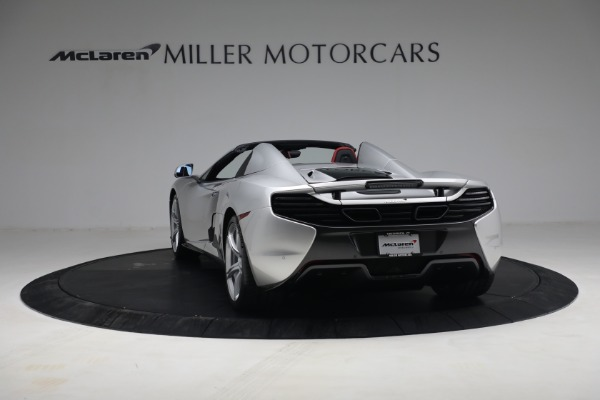 Used 2015 McLaren 650S Spider for sale $179,990 at Pagani of Greenwich in Greenwich CT 06830 4