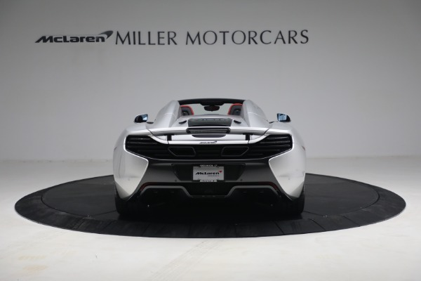 Used 2015 McLaren 650S Spider for sale $179,990 at Pagani of Greenwich in Greenwich CT 06830 5
