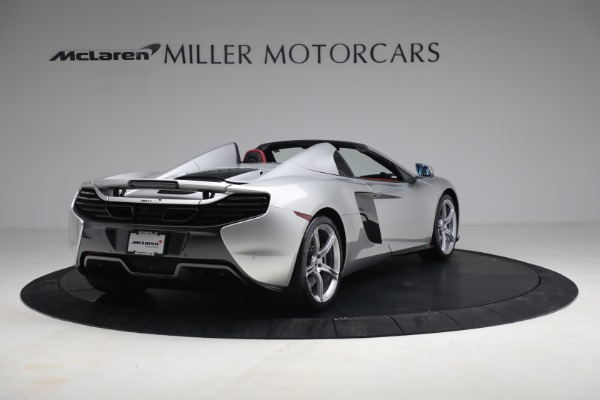 Used 2015 McLaren 650S Spider for sale $179,990 at Pagani of Greenwich in Greenwich CT 06830 6