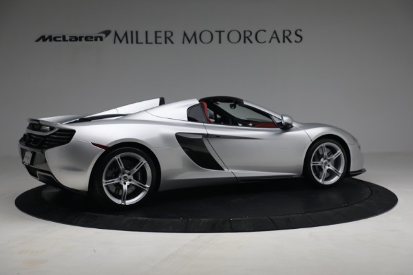 Used 2015 McLaren 650S Spider for sale $179,990 at Pagani of Greenwich in Greenwich CT 06830 7