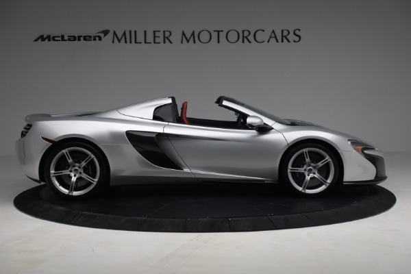 Used 2015 McLaren 650S Spider for sale $179,990 at Pagani of Greenwich in Greenwich CT 06830 8