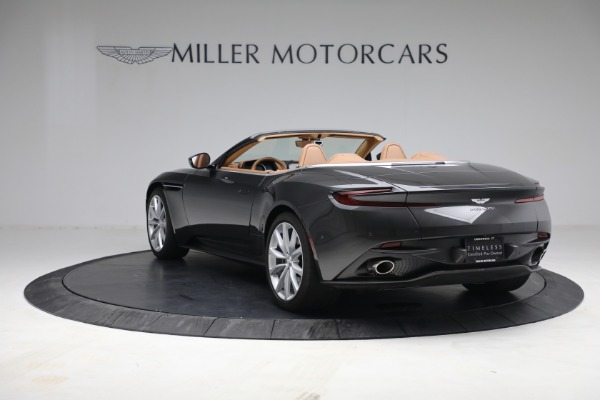 Used 2019 Aston Martin DB11 Volante for sale $212,990 at Pagani of Greenwich in Greenwich CT 06830 11