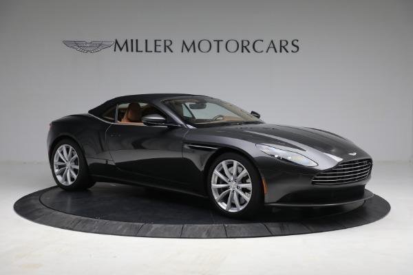 Used 2019 Aston Martin DB11 Volante for sale $212,990 at Pagani of Greenwich in Greenwich CT 06830 18