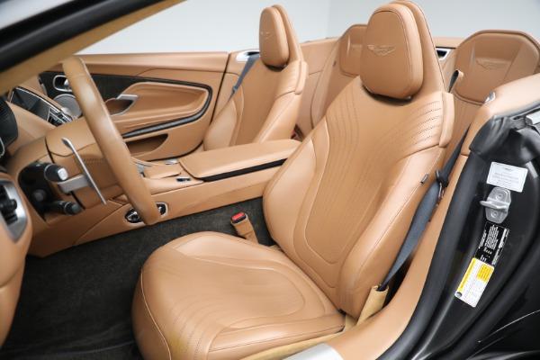 Used 2019 Aston Martin DB11 Volante for sale $212,990 at Pagani of Greenwich in Greenwich CT 06830 21