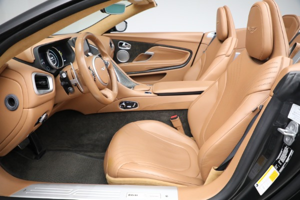 Used 2019 Aston Martin DB11 Volante for sale $212,990 at Pagani of Greenwich in Greenwich CT 06830 22