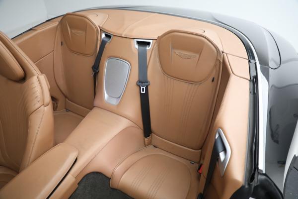 Used 2019 Aston Martin DB11 Volante for sale $212,990 at Pagani of Greenwich in Greenwich CT 06830 26