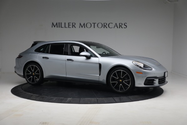Used 2018 Porsche Panamera 4 Sport Turismo for sale $97,900 at Pagani of Greenwich in Greenwich CT 06830 10