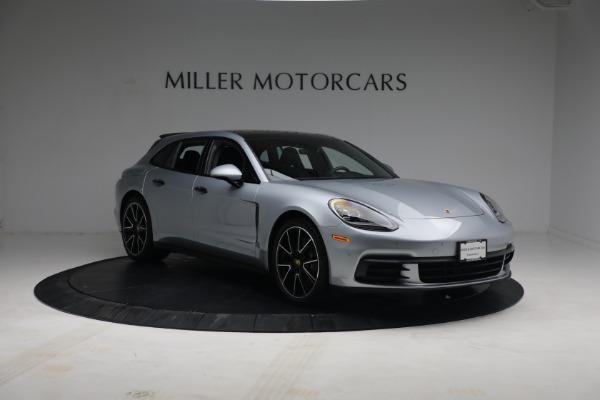 Used 2018 Porsche Panamera 4 Sport Turismo for sale $97,900 at Pagani of Greenwich in Greenwich CT 06830 11