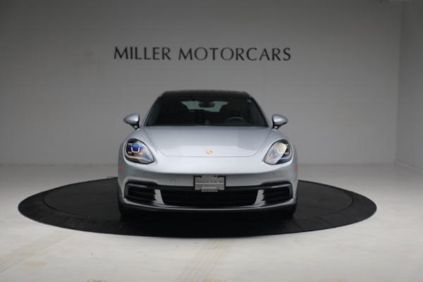 Used 2018 Porsche Panamera 4 Sport Turismo for sale $97,900 at Pagani of Greenwich in Greenwich CT 06830 12