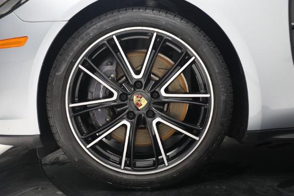 Used 2018 Porsche Panamera 4 Sport Turismo for sale $97,900 at Pagani of Greenwich in Greenwich CT 06830 15