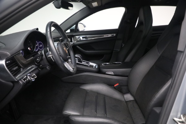 Used 2018 Porsche Panamera 4 Sport Turismo for sale $97,900 at Pagani of Greenwich in Greenwich CT 06830 18