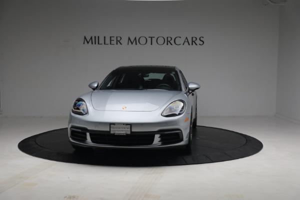 Used 2018 Porsche Panamera 4 Sport Turismo for sale $97,900 at Pagani of Greenwich in Greenwich CT 06830 2