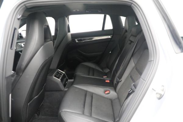 Used 2018 Porsche Panamera 4 Sport Turismo for sale $97,900 at Pagani of Greenwich in Greenwich CT 06830 21