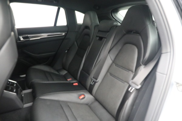 Used 2018 Porsche Panamera 4 Sport Turismo for sale $97,900 at Pagani of Greenwich in Greenwich CT 06830 22