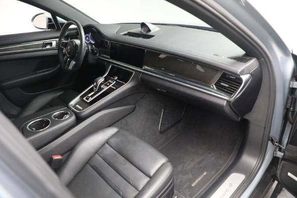 Used 2018 Porsche Panamera 4 Sport Turismo for sale $97,900 at Pagani of Greenwich in Greenwich CT 06830 24