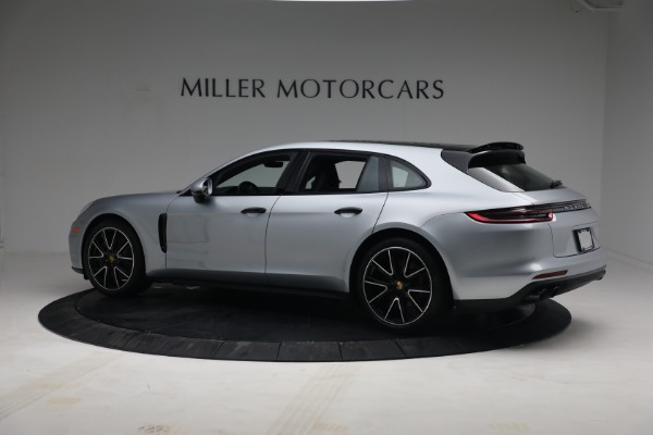 Used 2018 Porsche Panamera 4 Sport Turismo for sale $97,900 at Pagani of Greenwich in Greenwich CT 06830 4