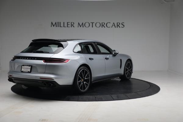 Used 2018 Porsche Panamera 4 Sport Turismo for sale $97,900 at Pagani of Greenwich in Greenwich CT 06830 7