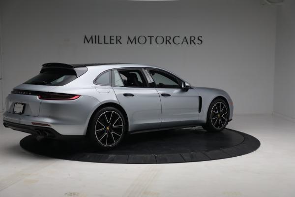 Used 2018 Porsche Panamera 4 Sport Turismo for sale $97,900 at Pagani of Greenwich in Greenwich CT 06830 8