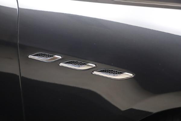 Used 2018 Maserati Ghibli SQ4 for sale $54,900 at Pagani of Greenwich in Greenwich CT 06830 21