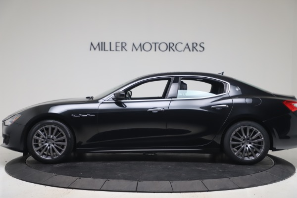 Used 2018 Maserati Ghibli SQ4 for sale $54,900 at Pagani of Greenwich in Greenwich CT 06830 3