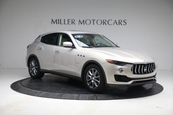 Used 2018 Maserati Levante for sale $57,900 at Pagani of Greenwich in Greenwich CT 06830 12