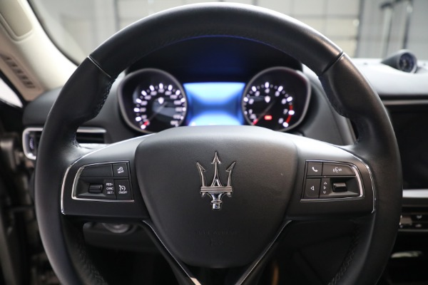 Used 2018 Maserati Levante for sale $57,900 at Pagani of Greenwich in Greenwich CT 06830 16