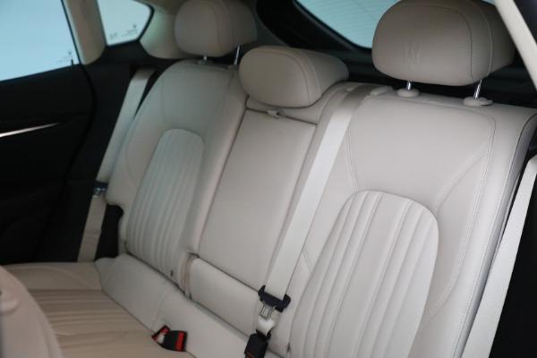 Used 2018 Maserati Levante for sale $57,900 at Pagani of Greenwich in Greenwich CT 06830 18