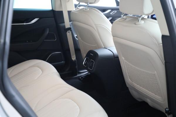 Used 2018 Maserati Levante for sale $57,900 at Pagani of Greenwich in Greenwich CT 06830 19