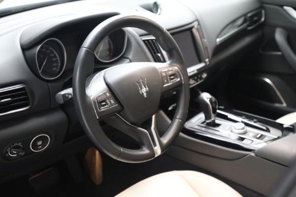 Used 2018 Maserati Levante for sale $57,900 at Pagani of Greenwich in Greenwich CT 06830 20