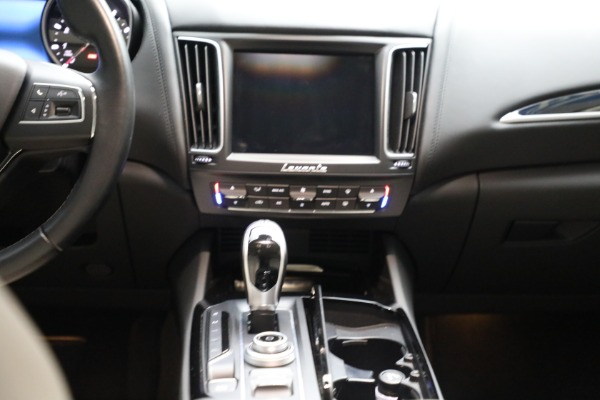 Used 2018 Maserati Levante for sale $57,900 at Pagani of Greenwich in Greenwich CT 06830 21