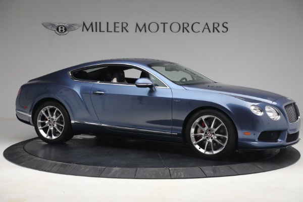 Used 2015 Bentley Continental GT V8 S for sale $119,900 at Pagani of Greenwich in Greenwich CT 06830 10