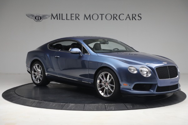 Used 2015 Bentley Continental GT V8 S for sale $119,900 at Pagani of Greenwich in Greenwich CT 06830 11