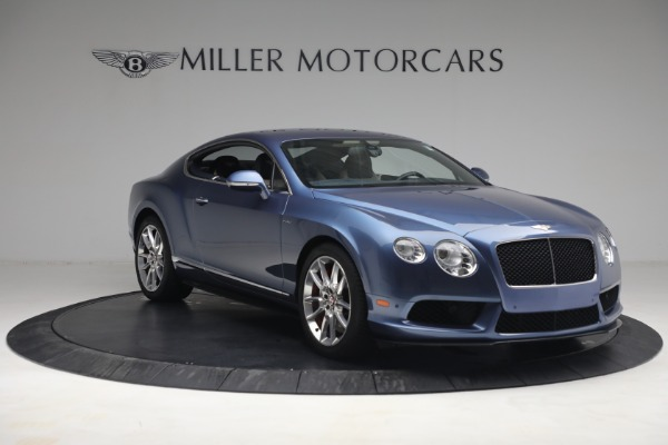 Used 2015 Bentley Continental GT V8 S for sale $119,900 at Pagani of Greenwich in Greenwich CT 06830 12