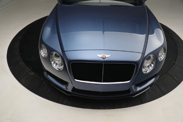 Used 2015 Bentley Continental GT V8 S for sale $119,900 at Pagani of Greenwich in Greenwich CT 06830 14