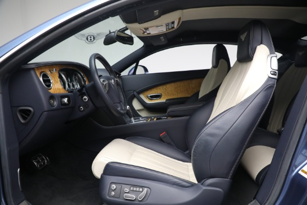Used 2015 Bentley Continental GT V8 S for sale $119,900 at Pagani of Greenwich in Greenwich CT 06830 18