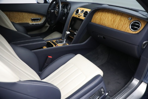 Used 2015 Bentley Continental GT V8 S for sale $119,900 at Pagani of Greenwich in Greenwich CT 06830 22