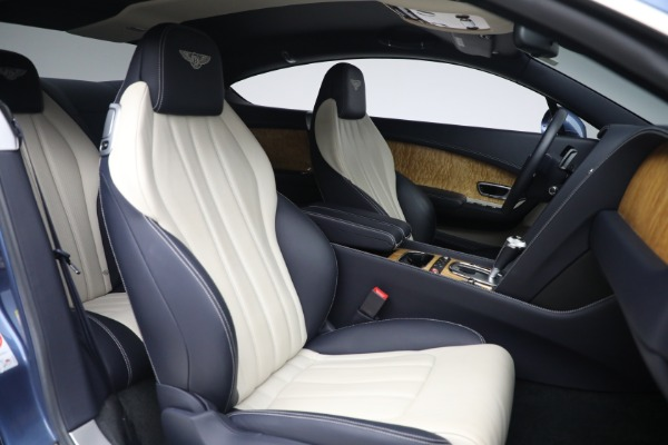 Used 2015 Bentley Continental GT V8 S for sale $119,900 at Pagani of Greenwich in Greenwich CT 06830 24