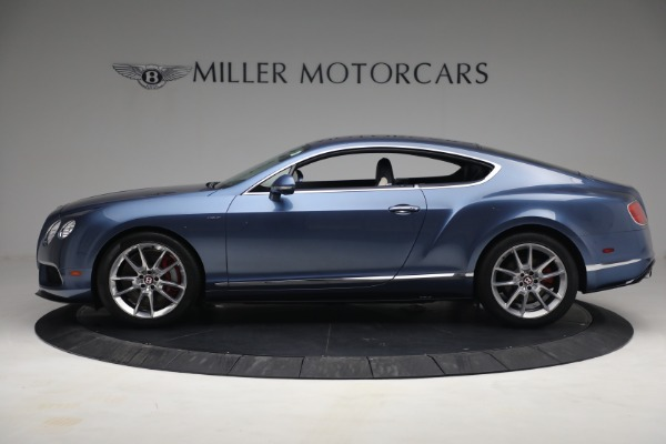 Used 2015 Bentley Continental GT V8 S for sale $119,900 at Pagani of Greenwich in Greenwich CT 06830 3