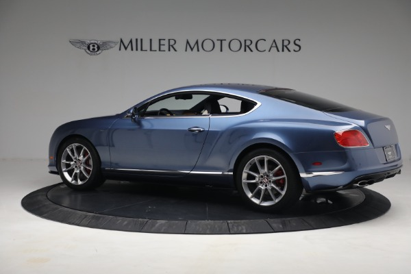 Used 2015 Bentley Continental GT V8 S for sale $119,900 at Pagani of Greenwich in Greenwich CT 06830 4