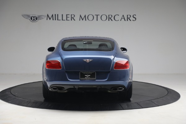 Used 2015 Bentley Continental GT V8 S for sale $119,900 at Pagani of Greenwich in Greenwich CT 06830 6