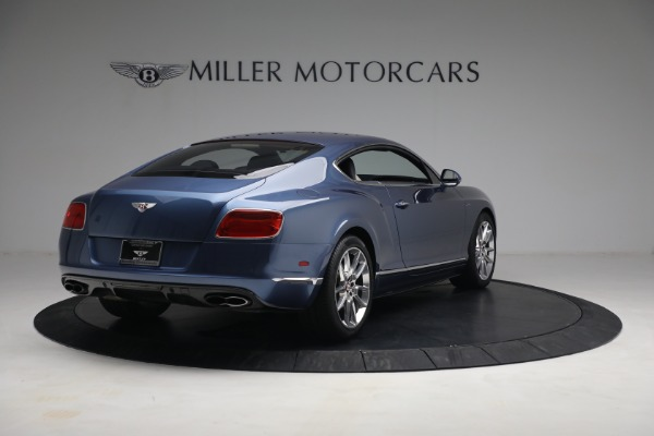 Used 2015 Bentley Continental GT V8 S for sale $119,900 at Pagani of Greenwich in Greenwich CT 06830 7
