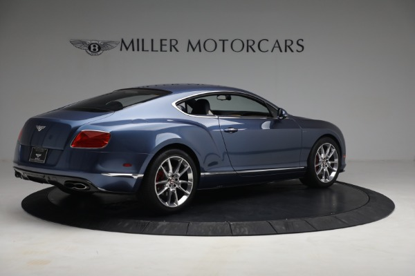 Used 2015 Bentley Continental GT V8 S for sale $119,900 at Pagani of Greenwich in Greenwich CT 06830 8