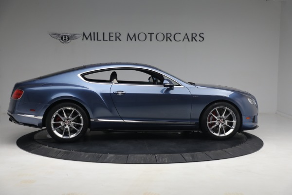 Used 2015 Bentley Continental GT V8 S for sale $119,900 at Pagani of Greenwich in Greenwich CT 06830 9