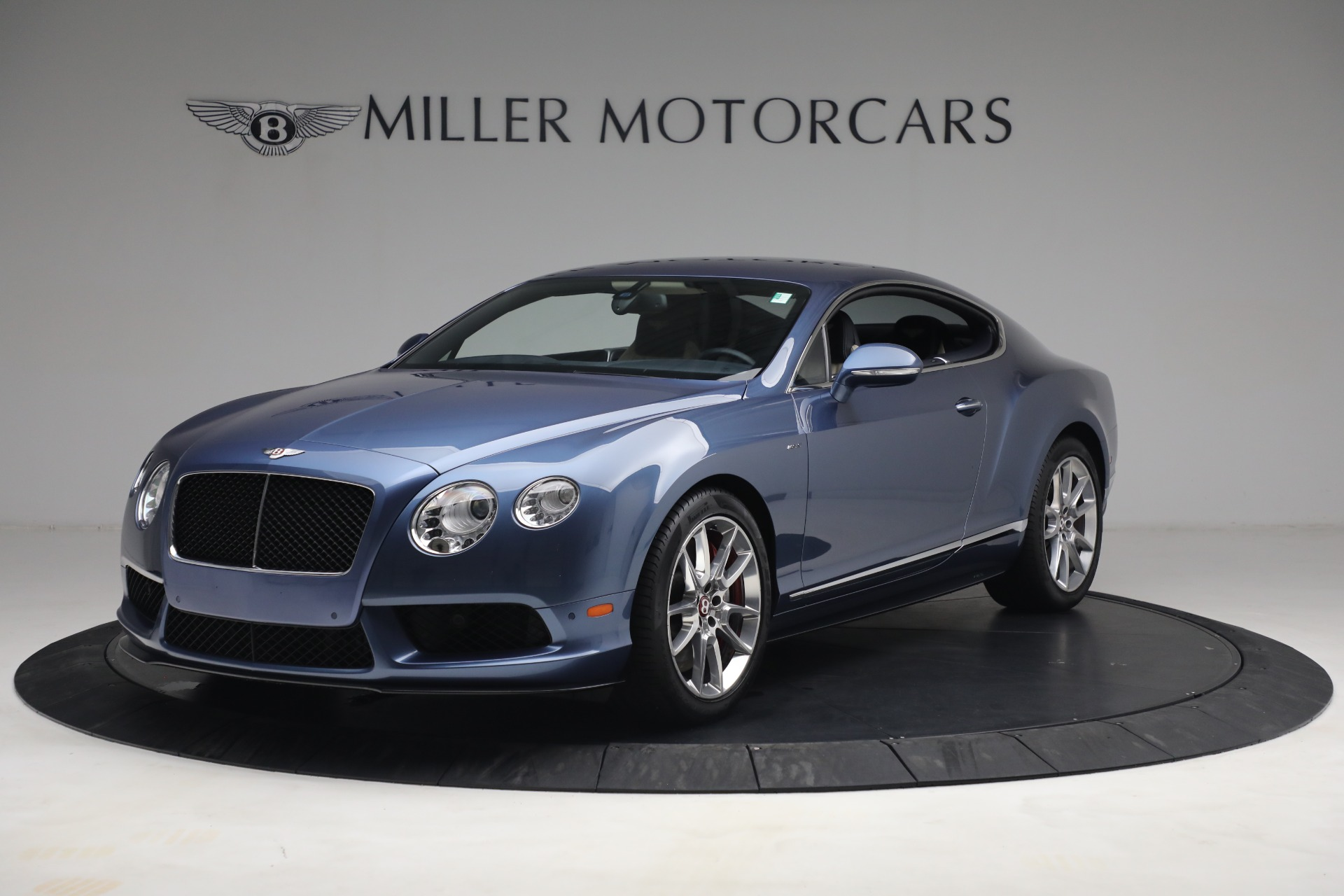 Used 2015 Bentley Continental GT V8 S for sale $119,900 at Pagani of Greenwich in Greenwich CT 06830 1