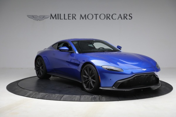 Used 2020 Aston Martin Vantage for sale $139,990 at Pagani of Greenwich in Greenwich CT 06830 11