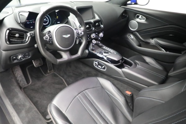 Used 2020 Aston Martin Vantage for sale $139,990 at Pagani of Greenwich in Greenwich CT 06830 12