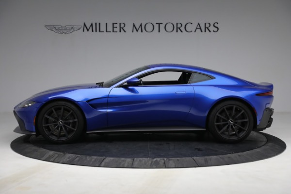 Used 2020 Aston Martin Vantage for sale $139,990 at Pagani of Greenwich in Greenwich CT 06830 2