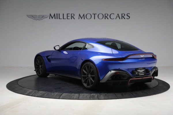Used 2020 Aston Martin Vantage for sale $139,990 at Pagani of Greenwich in Greenwich CT 06830 4