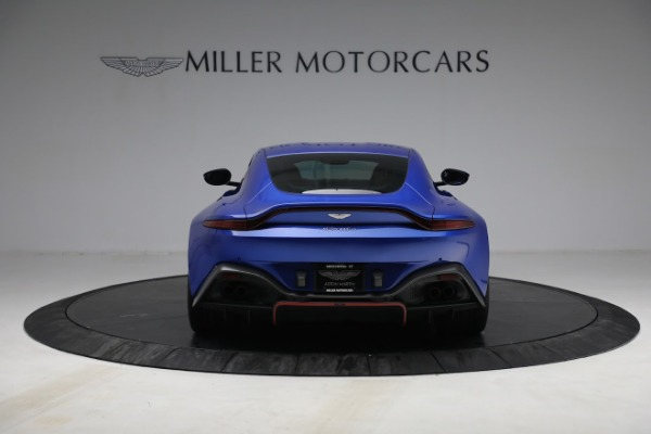 Used 2020 Aston Martin Vantage for sale $139,990 at Pagani of Greenwich in Greenwich CT 06830 5